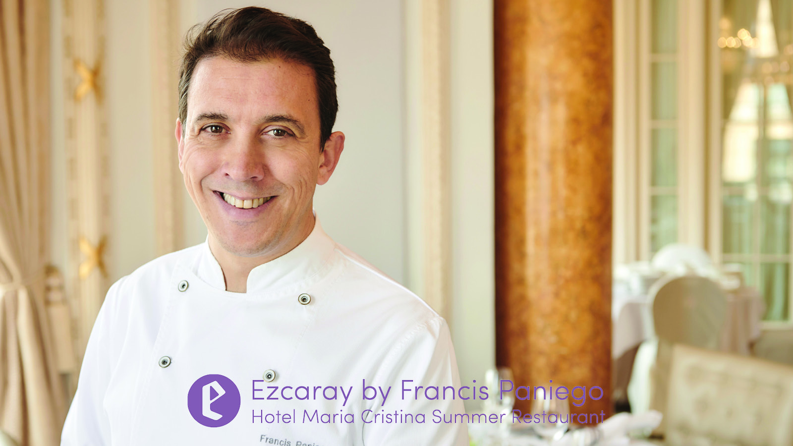 Ezcaray by Francis Paniego at Hotel Maria Cristina